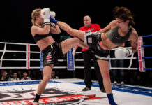 Kickboxing series Girl Power - Fight Like a Girl