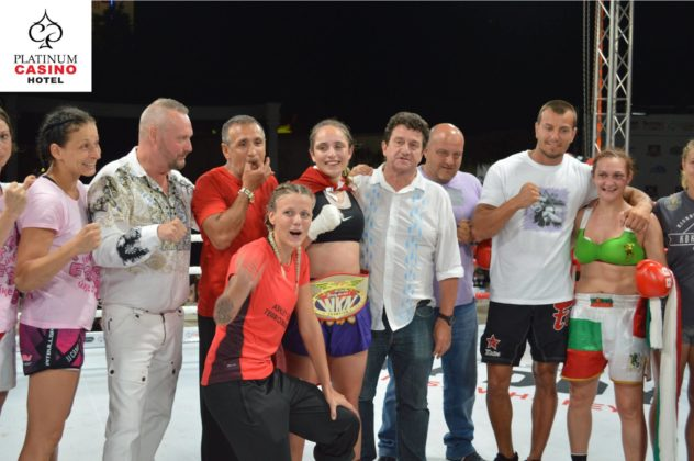 Irem Akin wins Girl Power 3 Sunny Beach