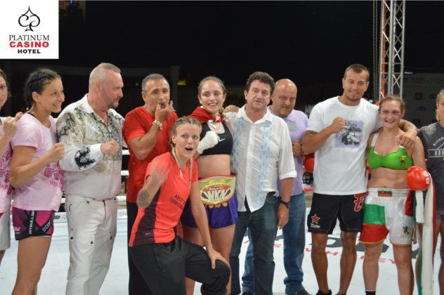 Irem Akin wins Girl Power 3 Sunny Beach