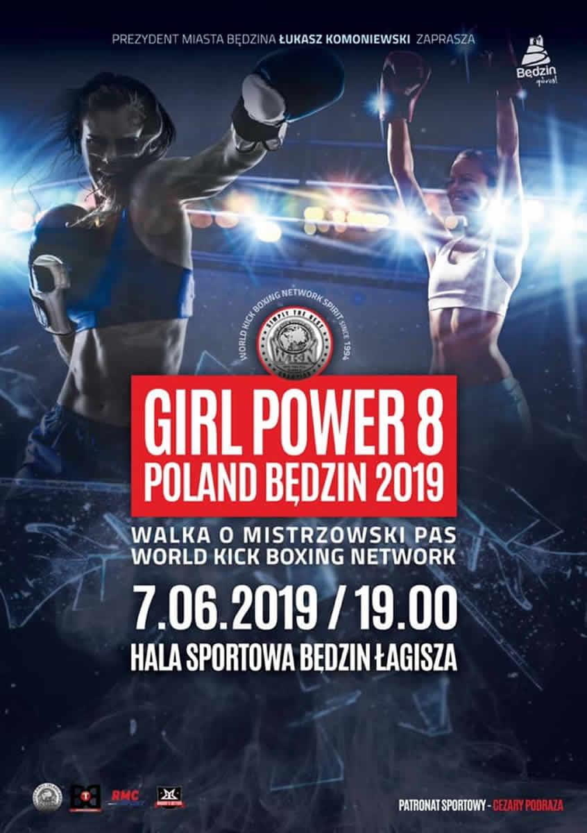 Girl Power 8 Bedzin